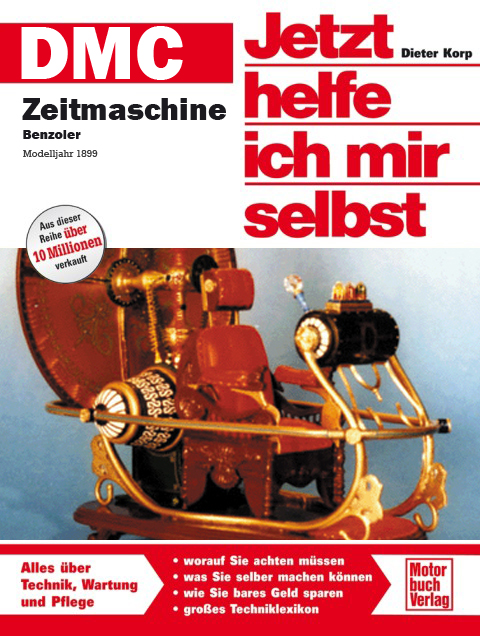 Time Machine Reparatur-Handbuch