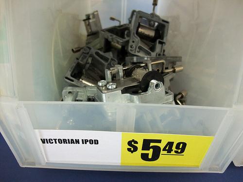 victorianipod