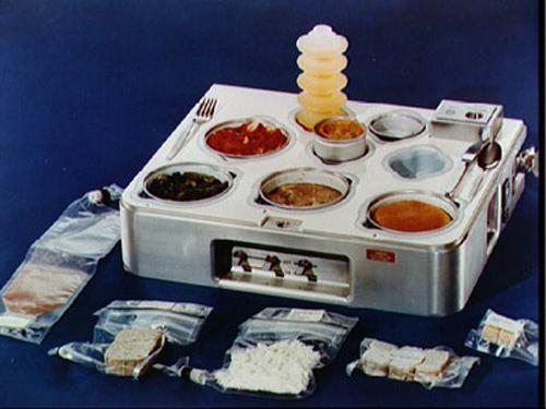 space-food
