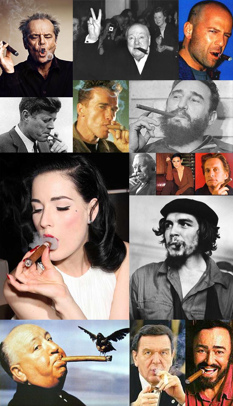 Cigar & friends