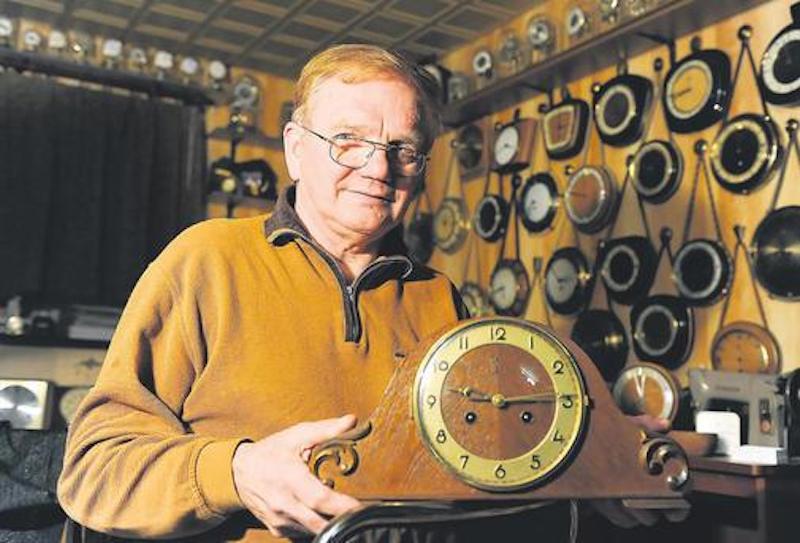 Karl-Heinz Peter und sein Ticktacktick
